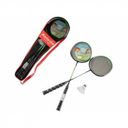 06254 - Badminton set 2 pálky a míček, 68x21cm