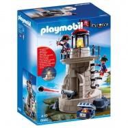 PLAYMOBIL Vojenská věž s majákem