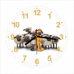 Dětské hodiny Ovečka Shaun