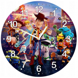 Detské hodiny Príbeh hračiek
