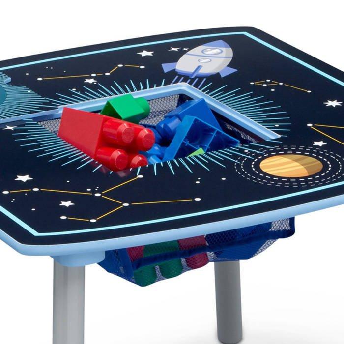 Dětský stůl s židlemi Vesmír