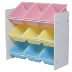 Oraganizér na hračky Color