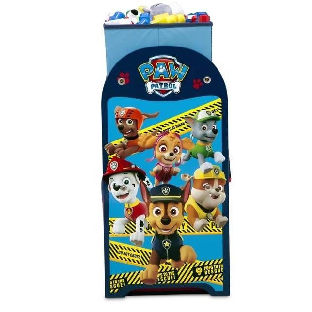 Organizér na hračky Tlapková Patrola záchranári