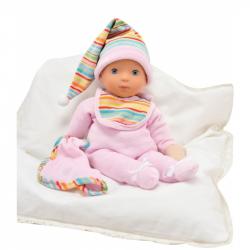 Moja pierwsza lalka Bambolina 36 cm