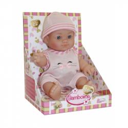 Bábätko Bambolina Amore 20 cm s pevným telíčkom