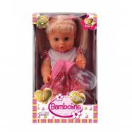 Panenka česací Bambolina Amore 30 cm s funkcí