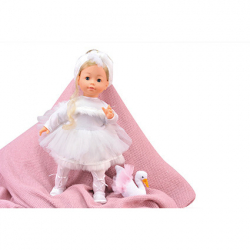 Bábika Bambolina Molly baletka sa 3 pesničkami