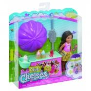 Barbie Chelsea + Mały zestaw Ast. Mattel