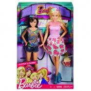 Barbie sestry dvojitý set