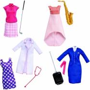 Barbie profesijné oblečenie