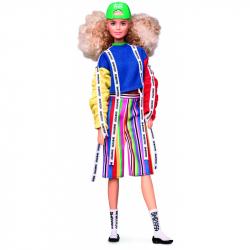 Barbie bmr1959 Barbie v ponožkových teniskách módnej deluxe