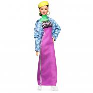 Barbie bmr1959 Barbie v džínové bundě módní deluxe