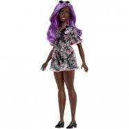 Barbie Fashionistas s růžovými vlasy