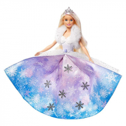 Barbie snehová princezná