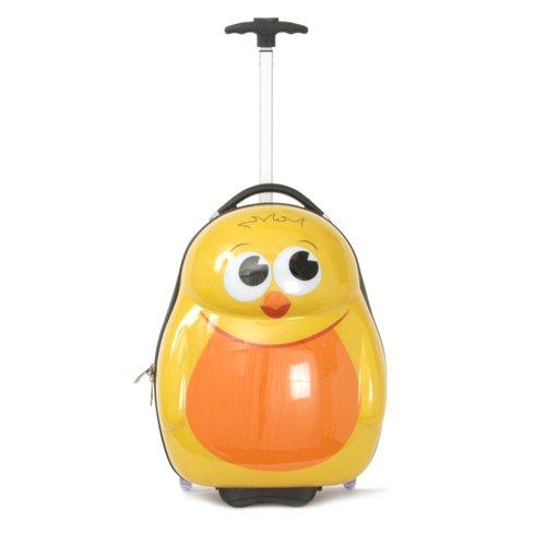 Dětský kufr Kuřátko
