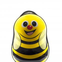 Walizka podróżna dla dzieci Pszczółka