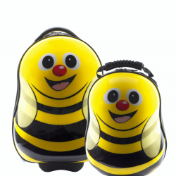 Zestaw podróżny dla dzieci Pszczółka