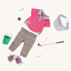 Obleček na golf