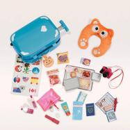 Cestovní kufr s příslušenstvím