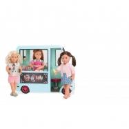 Pojízdný obchod se zmrzlinou