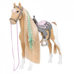 Česací koník Palomino