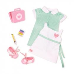 Oblečenie Zdravotná sestrička