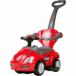 Detské Jezdítko 3v1 Bayo Mega Car red