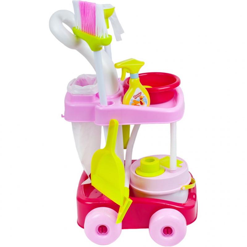 Dětský úklidový vozík Bayo