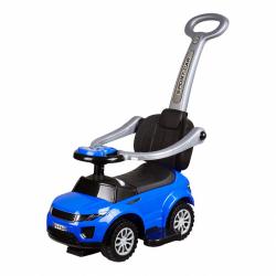 Detské hrajúci Jezdítko 3v1 Bayo Sport Car blue