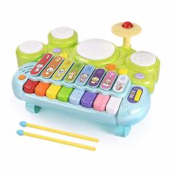 Edukačná multifunkčné hračka Bayo Xylofón