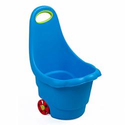 Dětský multifunkční vozík BAYO Sedmikráska 60 cm modrý
