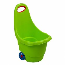 Dětský multifunkční vozík BAYO Sedmikráska 60 cm zelený