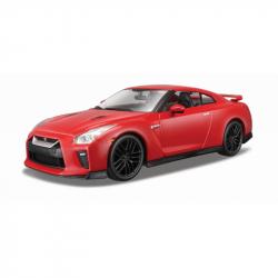 Nissan GT-R 1:24 czerwony BBURAGO