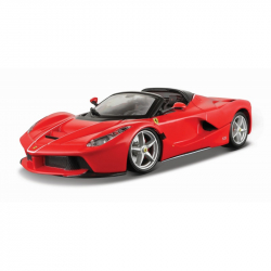 Laferrari Aperta Red 1:24 BBURAGO