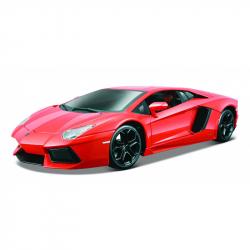 Bburago 1:18 Plus Lamborghini Aventador LP700-4 Metallic Orange