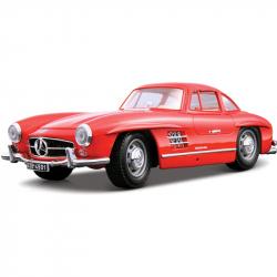 Bburago 1:18 Mercedes-Benz 300 SL (1954) Red