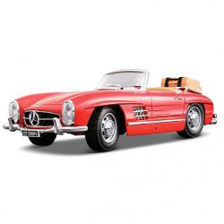 Bburago 1:18 Mercedes Benz 300 SL Touring (1957) Red