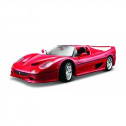 Bburago 1:18 Ferrari F50 Red