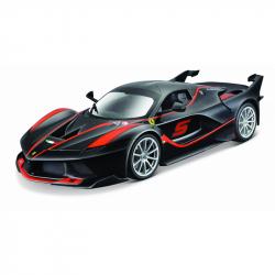 Bburago 1:18 Ferrari TOP FXX K Black