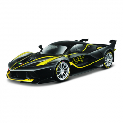 Bburago 1:18 Ferrari Signature series FXX K czarny