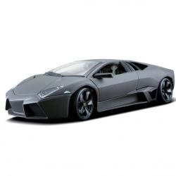 Bburago 1:24 Plus Lamborghini Reventón Metallic Grey