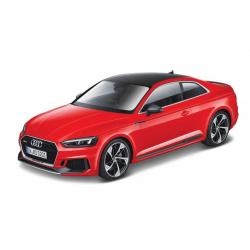 Bburago 1:24 Plus Audi RS 5 Coupe Red