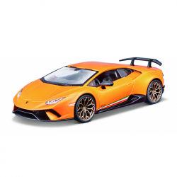 Bburago 1:24 Plus Lamborghini Huracan Performance Orange
