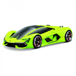 Bburago 1:24 Plus Lamborghini Terzo Millenio Green
