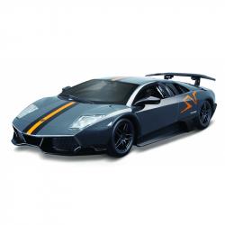 Bburago 1:24 Lamborghini MURCIELAGO LP 670-4 SV Szary metalik