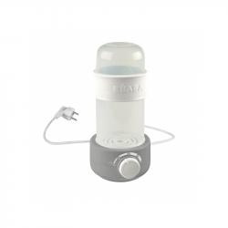 Ohrievač dojčenských fliaš Babymilk Second šedá