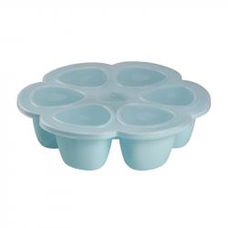 Multi-dávkovač na jídlo 6x150ml modrý