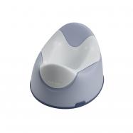 Nočník ergonomický modrý