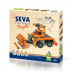 Stavebnice SEVA TECHNIK - Na píle