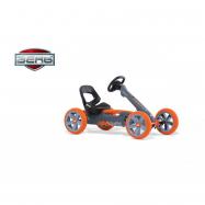 BERG Reppy - Racer, šedo-oranžový